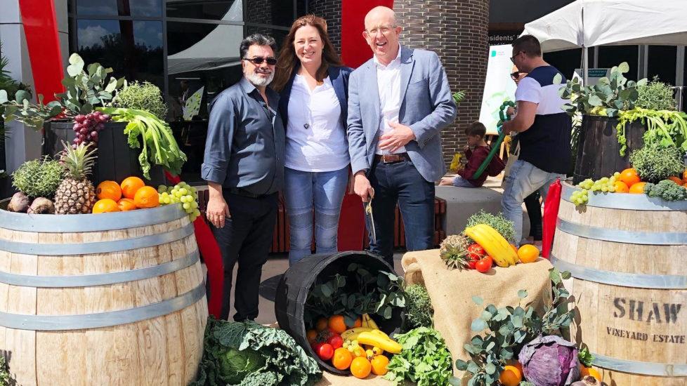 Denman Village Shops Officially Opens
