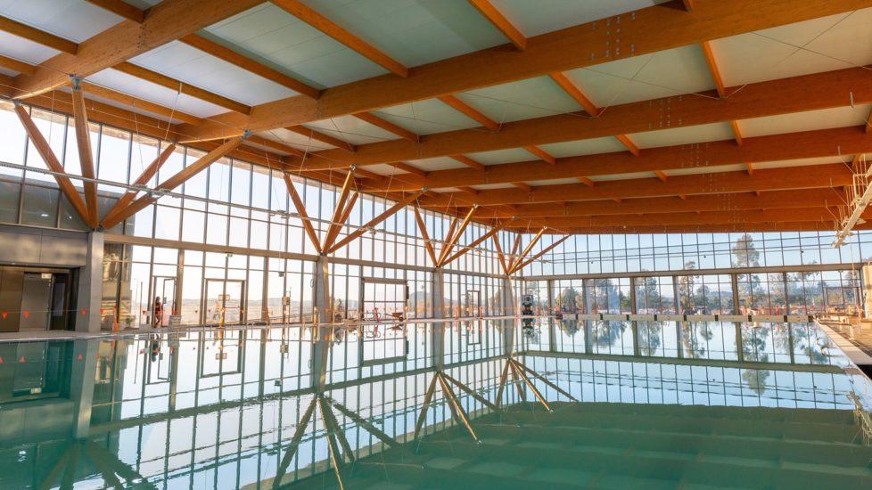 Stromlo Leisure Centre Construction Update